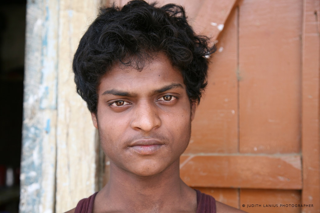 0086.jpg Young Man Namtola, Assam  India